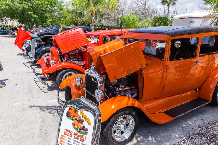 Drive Down Memory Lane At Fathers Day Car Show People Vero News - Vero beach car show