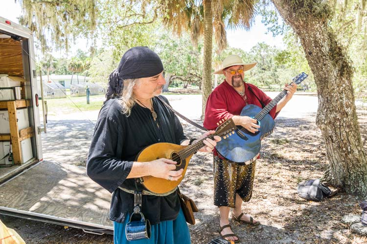 Bucs stop here for arrrsome Vero Beach Pirate Fest | People