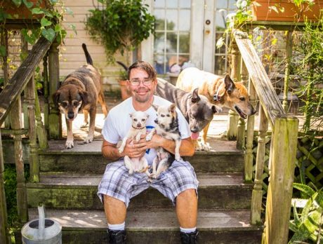 'Love of Paws': Caring for pets when seniors can't