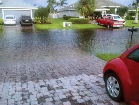 Vero's inland subdivisions not immune to flooded streets
