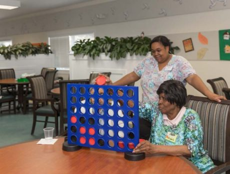 Adult Day Care's mission also includes caregiver support