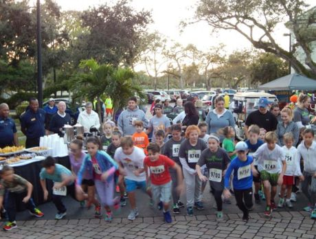 Running into serious money for Quail Valley Charities