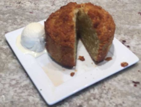 RECIPES: Drunken Sailor Cakes, Spiced Pineapple Gelato