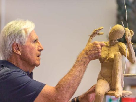Emotion takes shape in sculptor George Paxton's creations