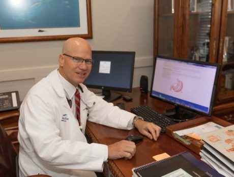 Versatile surgeon has appetite for weight-loss surgery