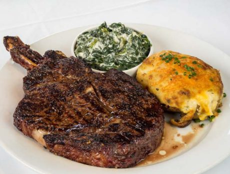 Vero Prime: Great steaks, chicken and osso buco