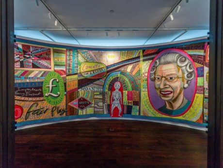 The Gallery showcases Grayson Perry's spellbinding art