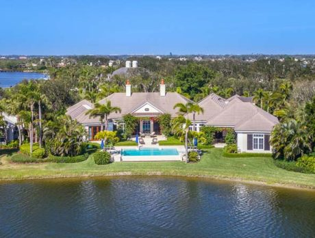 Lakefront home in John's Island designed with family life in mind