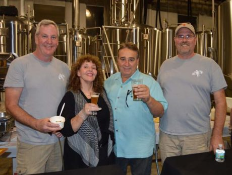 Ale of a good time at Red, White & Brew VIP bash