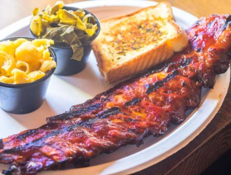 Rib City: Some of the best ribs and pulled pork around