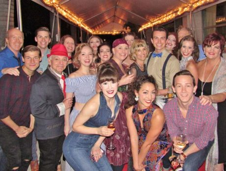 VIP Preview Gala: 'Gypsy' spices up a sizzling affair