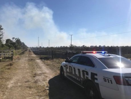 Blaze in Indian River remains fully contained, officials say