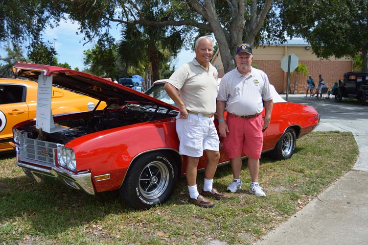 Pricy Cars Priceless Memories At Fathers Day Show People Vero News - Vero beach car show