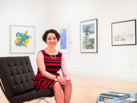 Museum proudly serves up '150 Years' of savory art