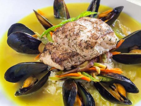 Blue Star Brasserie: Culinary excellence in Old Downtown