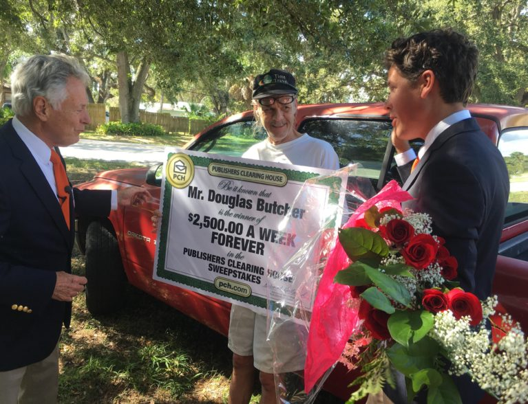 PCH surprises Vero man with $2,500 a week for life | All