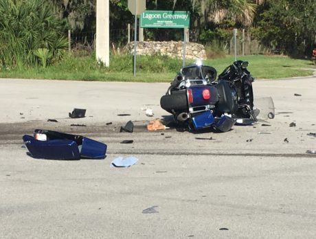 IR Blvd reopen after crash that killed motorcyclist