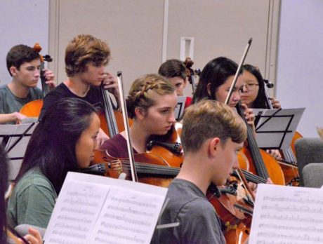Anticipation soaring for 'Symphony Youth Orchestra'