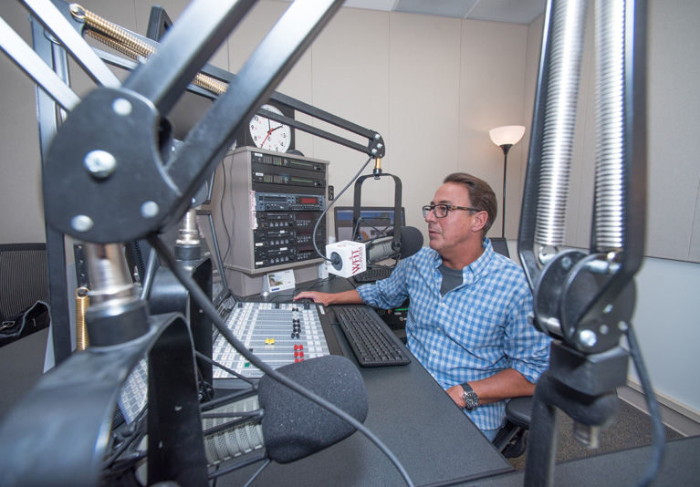 Old-school WFIT-FM still making waves on radio dial | 32963 Features