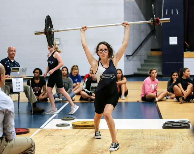 St Eds Girls Weightlifters Motivated To Raise Their Game Vero News