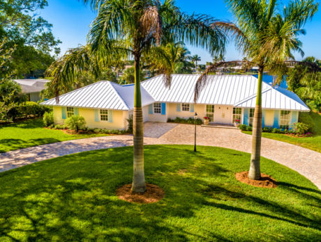Waterfront Moorings home ideal for a young family or retirees