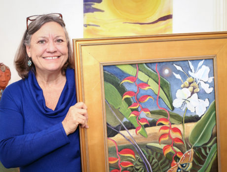 'The beauty of things' reflected in Sharon Sexton's art
