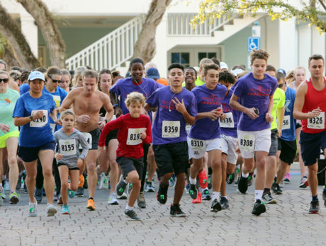 'Stride' and joy at Quail Valley Charities 5K walk/run