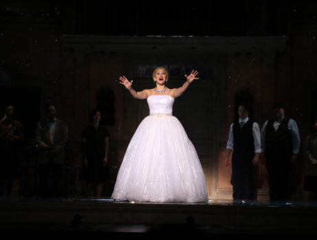'Evita': A riveting, rousing success for Riverside