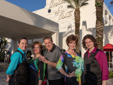 Troupe's on! Theatre-Go-Round right at home at 'Costa'