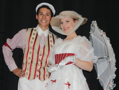 Coming Up: Take flight with Vero High's magical 'Mary Poppins'