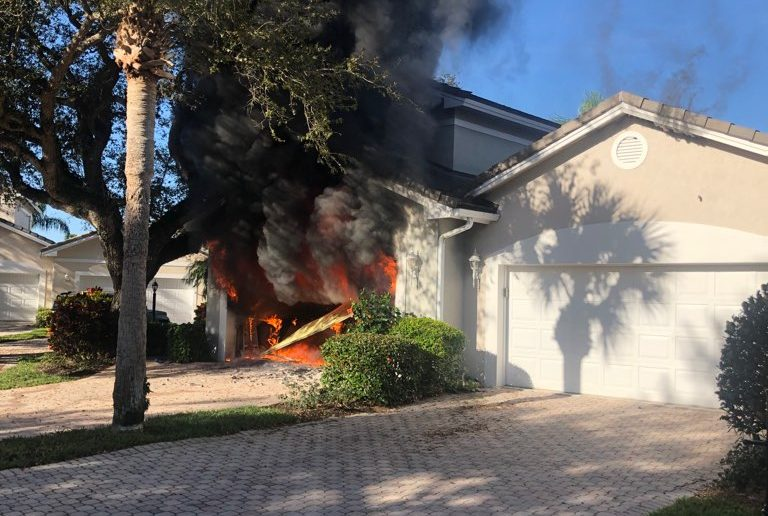Two displaced after home fire in Indian River Shores