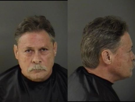 Man charged with molesting minor