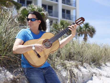 Globe-trotting guitarist happy he picked Vero Beach