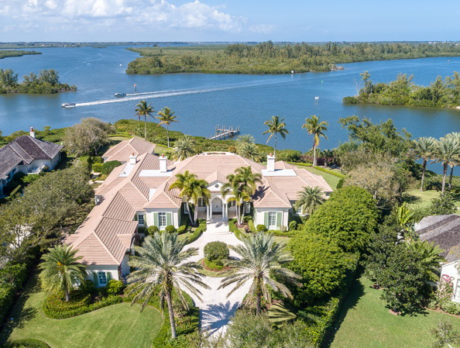 Gem Island estate exemplifies elegant luxury in natural setting