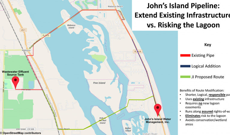 John's Island pipeline project heads for showdown at County