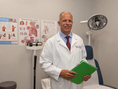 New 'Veran' system may reduce lung cancer deaths