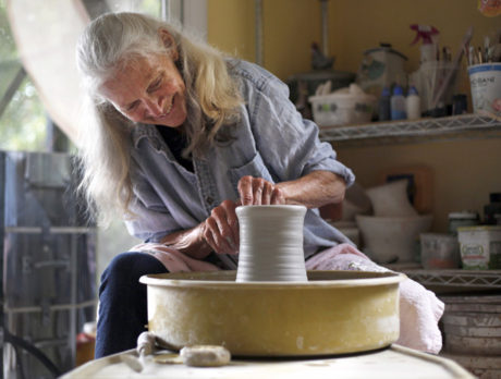Pottery yarn: The story of Peggy Thomas' life with clay