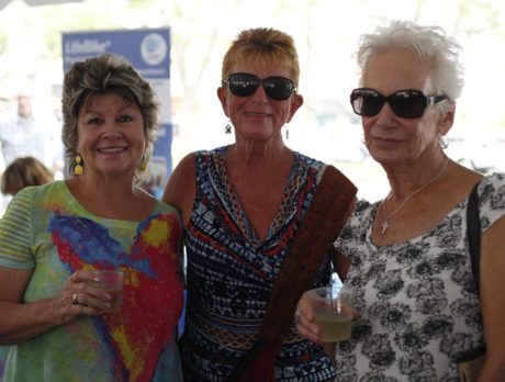 'Wine, Film and Fashion' whets appetite for festival