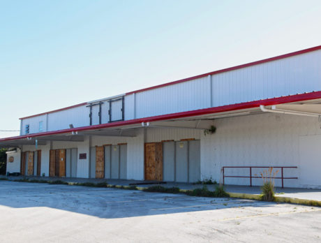 Landmark Hale Groves STORE MAY look ragged, but IT'S still sound
