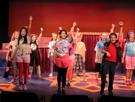 'Scene' is believing at top-notch Riverside Theatre for Kids