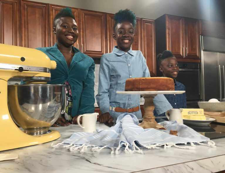 Teen Uses Healthy Foods To Educate Youth About Sickle Cell