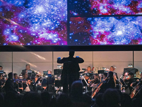 Coming Up: Space the music with Symphony's NASA tribute