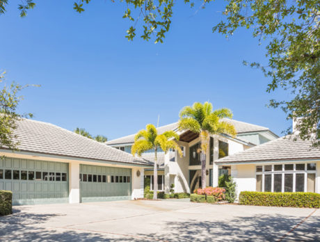 Gracious Moorings waterfront home ready for new family
