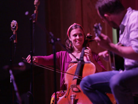 String-ing the praises of Mike Block camp musicians