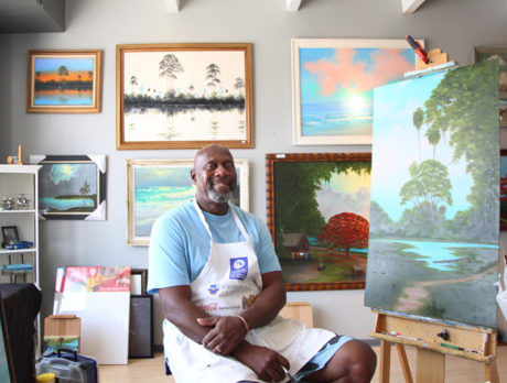 Second generation Highwayman forges own artistic path
