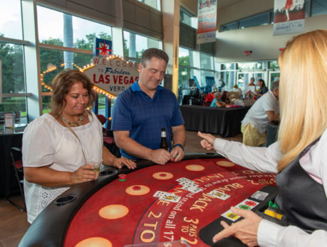 Vegas Nights: Riverside's all in on fun fundraisers