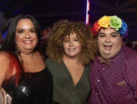 Boogie night: 'Pride' partiers sizzle at Studio 54
