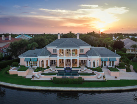 Lovingly remodeled 'Anchor' home features wide water views