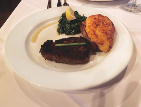 Vero Prime: A welcome new home for a good steak house