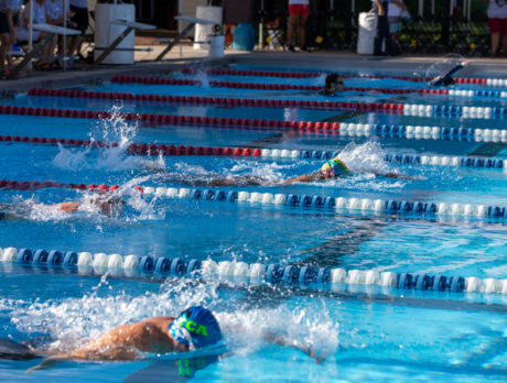 Special Olympians pool their talents at 10 Aquatic Games
